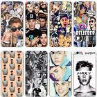 Coque Justin Bieber Hard Case Samsung galaxy S A J G Note Huawei Iphone 5 6 7