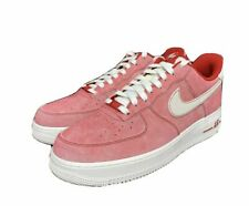 New listing Nike Air Force 1 '07 LV8 Men's Size 10 Gym Red/Sall Rouge Gum/Voile DH0265 600