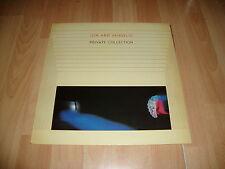 VANGELIS JON AND VANGELIS PRIVATE COLLECTION LP DE VINILO VINYL DEL AÑO 1983