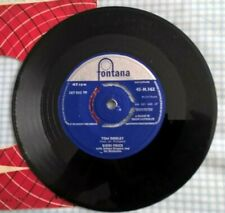 RIKKI PRICE, CHERRY BLOSSOM LANE, 1958 FONTANA LABEL, POP. VG+ PLAYS BETTER.
