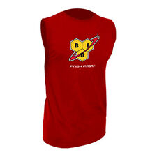BSN Finish First Red Vest Top Ideal For Fitness Training Running MMA Gym Boxing