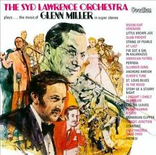The Syd Lawrence Orchestra Plays... The Music Of Glenn Miller In Super Stereo by