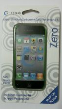 Splash ZERO Ultra-Slim Polycarbonate Case for iPhone 5 5s - GREEN