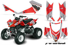ATV Graphics Kit Quad Decal Sticker Wrap For Arctic Cat DVX400 DVX300 WARHAWK R