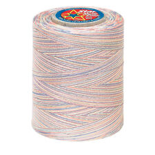 #882~STAR COTTON MACHINE QUILTING SEWING THREAD~VARIEGATED~SHERBERT~PASTELS