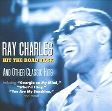 New: Ray Charles: Hit the Road Jack & Other Classic Hits  Audio CD