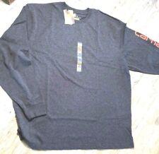 Carhartt K231 NWT Men's Size XL Long Sleeve Charcoal Heather T-shirt