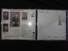 CD MIKE WELCH / CATCH ME /