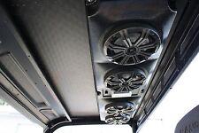 POLARIS RANGER 2013 + FULL SIZE 4-KICKER SPEAKER BAR W/CAB LIGHT