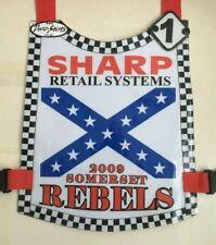 More details for somerset rebels speedway race jacket