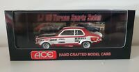 1:43 Ace Models LJ Torana V8 Street Beast Sports Sedan - Brock #10 / Bond #12