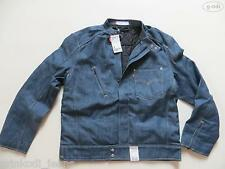 Levi's® Engineered Biker Jacke Jeansjacke Gr. XL, Raw Denim, gefüttert, NEU !