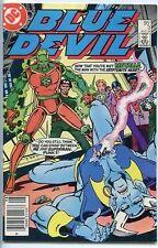 Blue Devil 1984 series # 3 Canadian Variant very fine comic book