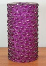 Vintage purple lamp shade retro  bubble