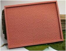 (HB005) Silicone forme Mur off irrégulière Pierres naturelles 1:87, H0, H0m, H0e