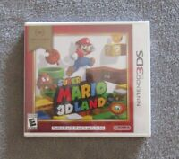 Super Mario 3D Land (Nintendo 3DS) Brand New Sealed, Free Shipping