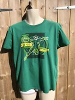 DC Comics Official  Green Lantern Logo T-Shirt Justice League Large