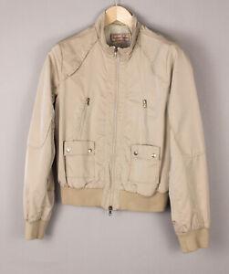 MARLBORO CLASSICS Men Casual Bomber Harrington Jacket Overcoat Size EU50 FR46