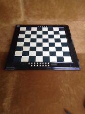 RARE Excalibur Grandmaster Chess Auto Sensory Computer 747K Game Electronic