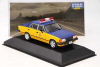 Altaya 1:43 IXO Chevrolet Opala Policia Rodoviaria Federal Toy Car Diecast Model