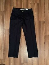 "Austin Clothing Co Size 8 Med Black Pants 31"" Inseam"