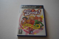 Totally Spies ! pour PlayStation 2