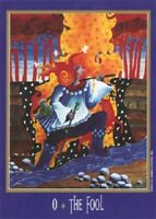 New Century Tarot, Vibrant Colors, Rare, Out of Print, Never Used, FREE Shipping