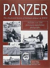 NEW Panzer The Illustrated History of Germany's Armored Forces WWII by S. Hart