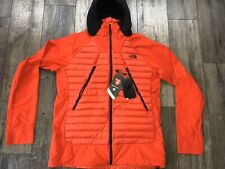 NWT THE NORTH FACE Unlimited Jacket 800 Down Steep Series Red Large New