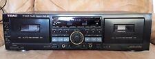 Vintage Teac W-860R Double Recording Cassette Deck Hi-Fi