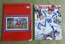 Vintage Cheerleader Supply Co. Color Capers Drill Team Catalogs '72 '87 '74 '76