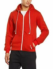 Geographical Norway Gmusic MEN, Felpa Uomo, Rosso (Rosso), X-Large (I3v)