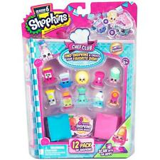 Shopkins Season 6 Shopkin Chef Club 12 Shopkins per Pack Girls Toy