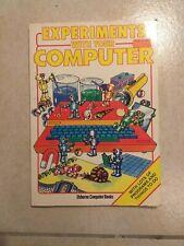"Livre en anglais ""Experiment with your computer"""
