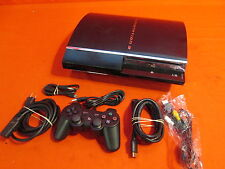 PlayStation 3 40GB Video Game Console Very Good 9727