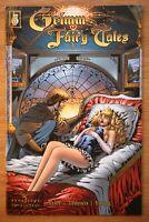 Grimm Fairly Tales #5 1st Print *NM-* (Zenescope 2005) Tedesco Tyler, Young