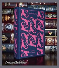 Jabberwocky & Other Poems by Lewis Carroll New Ribbon Collectible Hardcover Gift
