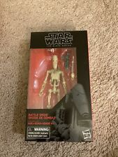 star wars black series 6 inch battle droid