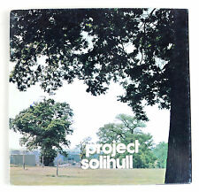 Rover Solihull factory 28 page sales brochure 1970,s