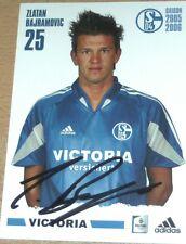 Zlatan Bajramovic - FC Schalke 04 / FC St. Pauli / Eintracht Frankfurt