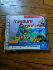 The Learning Company Treasure Cove Educational PC Game Windows and Mac