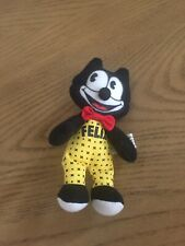 New ListingVintage Felix The Cat Plush Toy Stuffed Animal