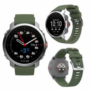 Polar - Watch Grit X, Green (M/L) NEW