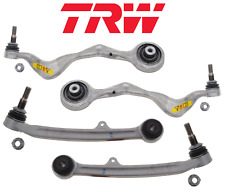 Front Lower Control Arm Kit Lt & Rt 4pcs Original TRW BMW M3 1 Series M 08-13