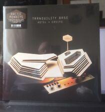 ARCTIC MONKEYS Tranquility Base Hotel + Casino CLEAR 180gm Vinyl LP NEW & SEALED