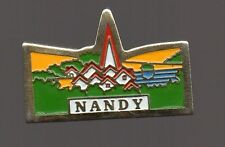 pin's Ville de Nandy (Seine et Marne)