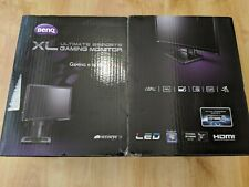 BenQ XL2411T 24 inch 120 Hz Widescreen LED Monitor (1920x1080, 1ms, HDMI, 3D)