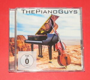 Piano Guys - The Piano Guys (Same) -- CD + DVD / Pop