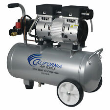 California Air Tools 1 Hp Ultra-Quiet Oil-Free Lightweight Air Compressor (Used)