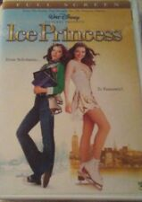 Ice Princess Disney(Full Screen Edition, 2005) DVD/tested, ships in 24 hours